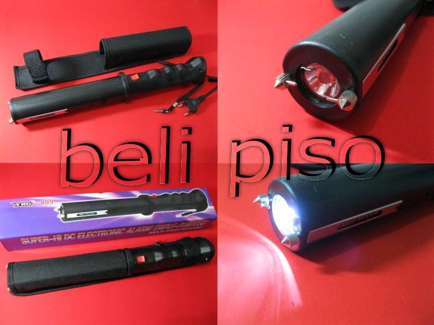 Jual Senter Kejut Listrik GA 809 + Alarm belipiso.com