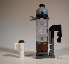 I love LEGO & Coffee