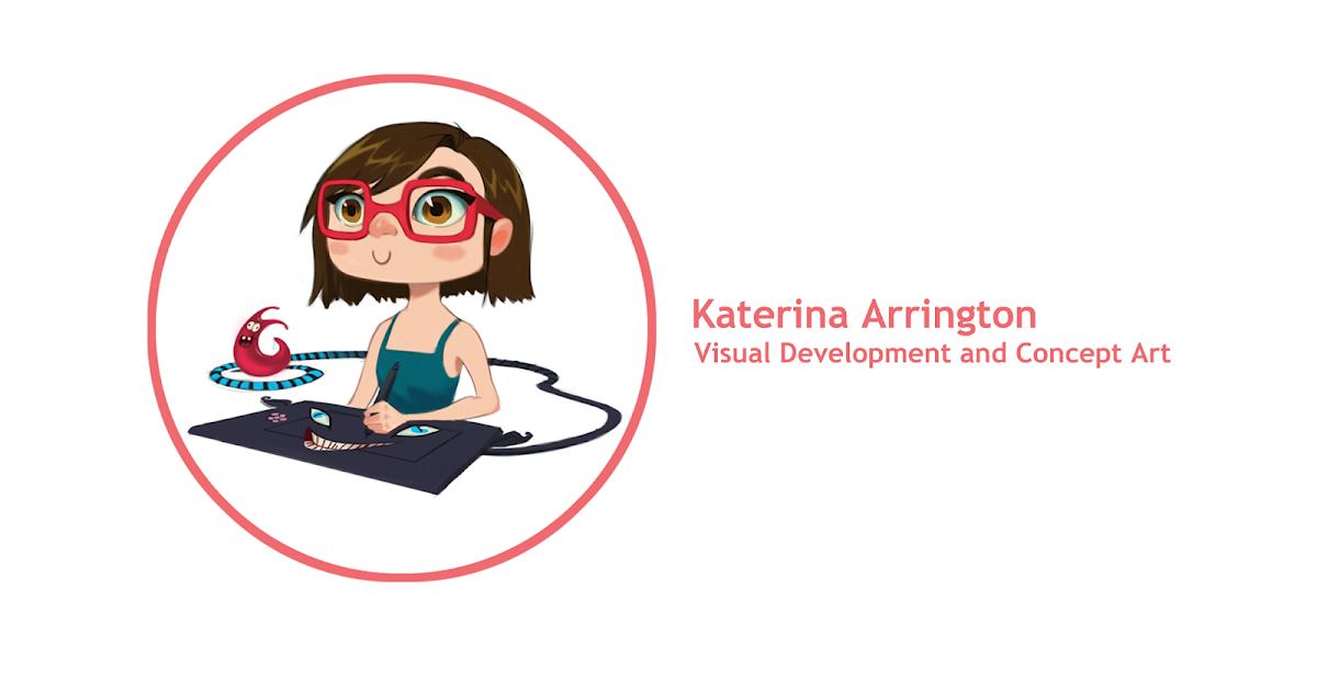 Katerina Arrington Art
