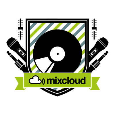 Listen to us on Mixcloud