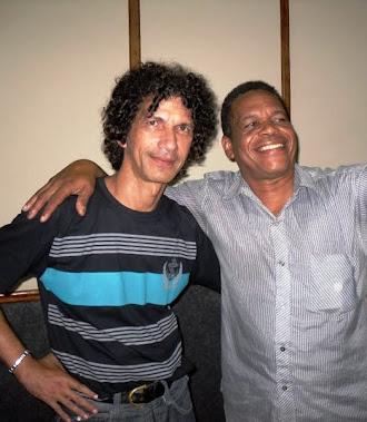 Assis Cavalcanti e Juan Caribe