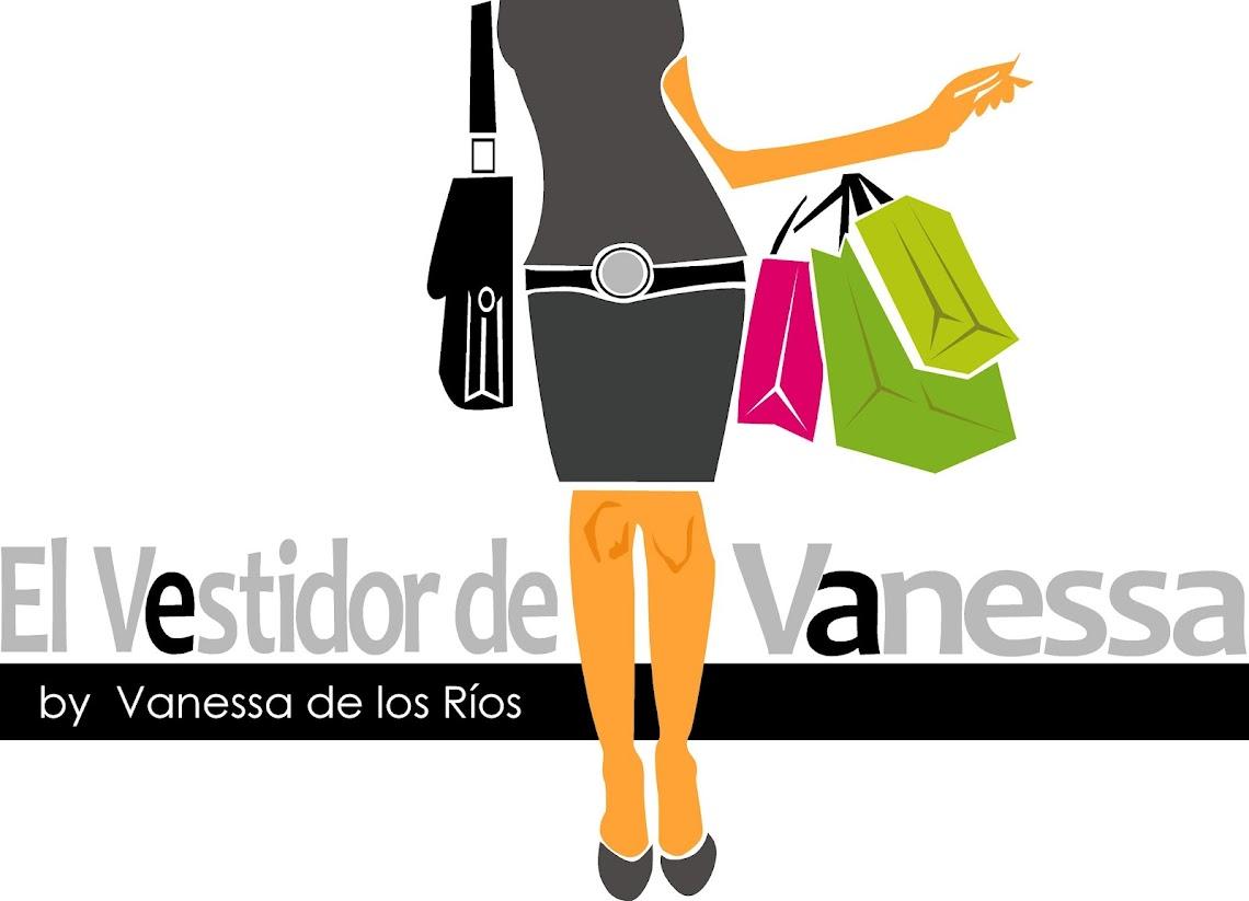 El vestidor de Vanessa