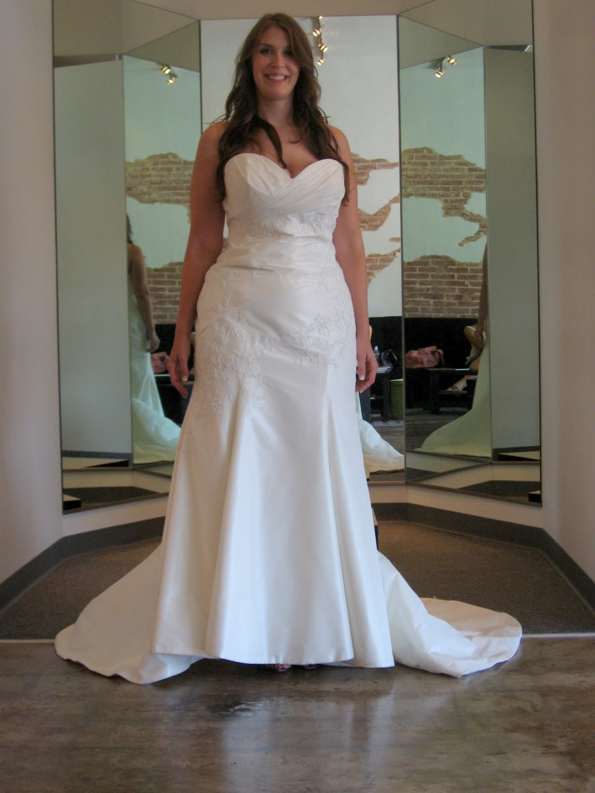 Misadventures Managed: Wedding Dress Shopping!