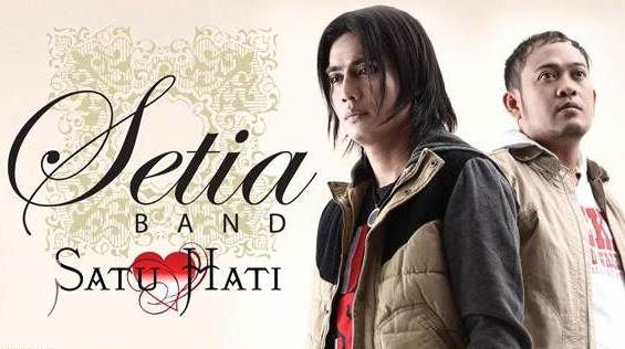 Kunci Gitar Terlalu Indah - Setia Band