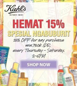 15% FOR YOU!