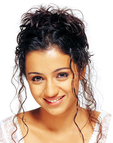 Most Popular Hot Pictures: Trisha Sizzling Hot Swim Suit Photo Gallery