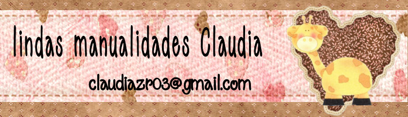 lindas manualidades