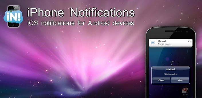 How to get iOS lockscreen notifications on your Android device