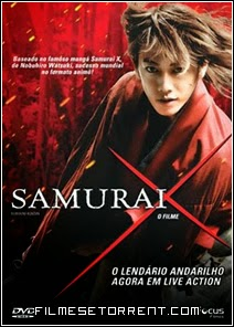 Samurai X O Filme Dual Audio