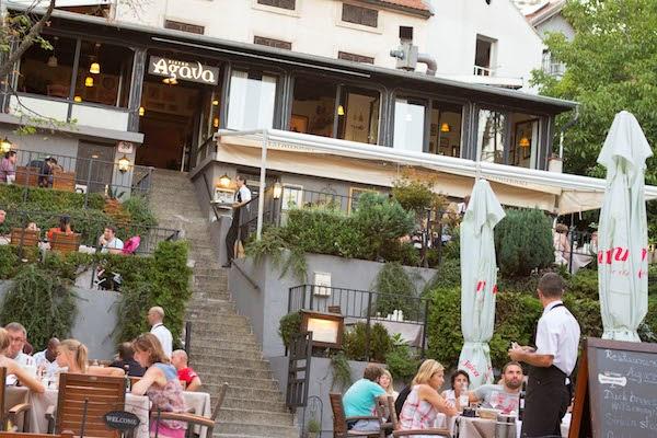 Style Jaunt Destinations: Zagreb Restaurants, Bistro Agava