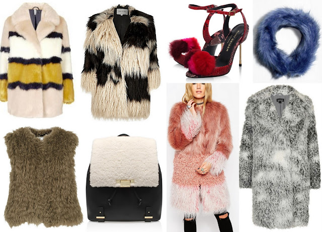 The Faux Fur Edit by What Laura did Next