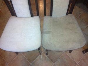 Pranie tapicerki krzeseł
