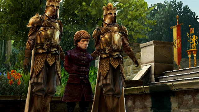 Game of Thrones A Telltale Game Series Episode 1-5 Photo