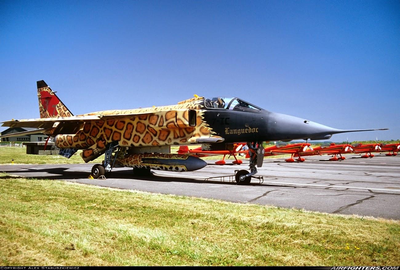 Décoration spéciale Jaguar A 3/7 Languedoc