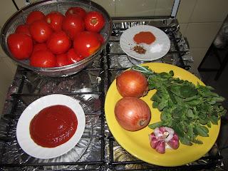 Molho de tomates