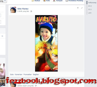 Cara Buat Foto Profile Dengan Gambar Keren Dengan Cepat Dan Mudah Di Facebook