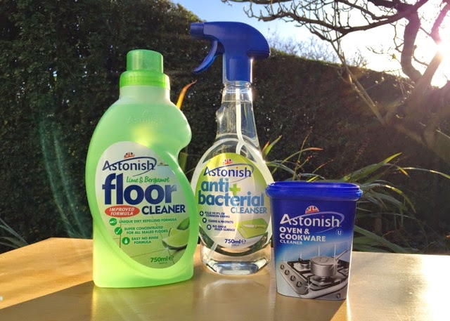 Astonish Cleaning Products are Cruelty-Free and Vegan