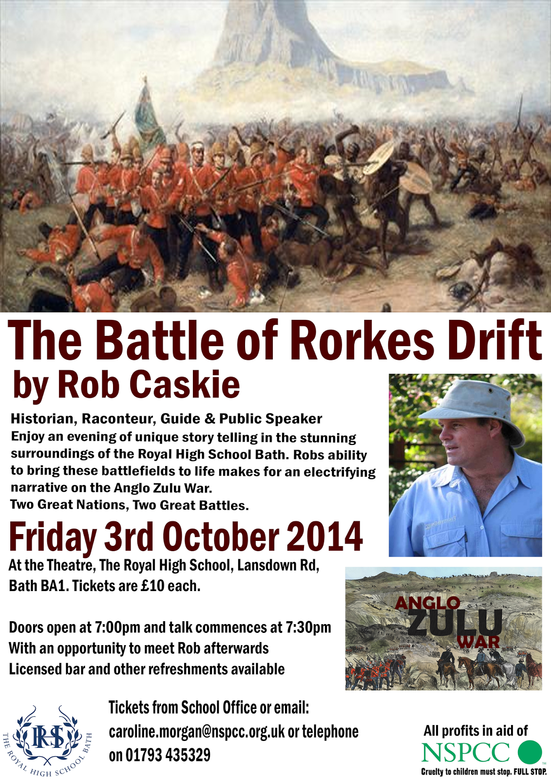 analysis of the battle of rorkes drift The battle of rorke's drift, also known as the defence of rorke's drift, was a battle in the anglo-zulu warthe defence of the mission station of rorke's drift, under the command of lieutenants john chard of the royal engineers and gonville bromhead, immediately followed the british army's defeat at the battle of isandlwana on 22 january 1879, and continued into the following day.