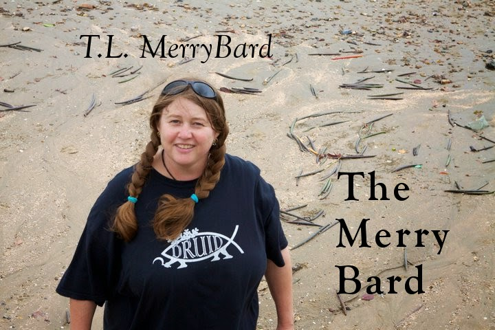 The Merry Bard -  by T.L. Merrybard