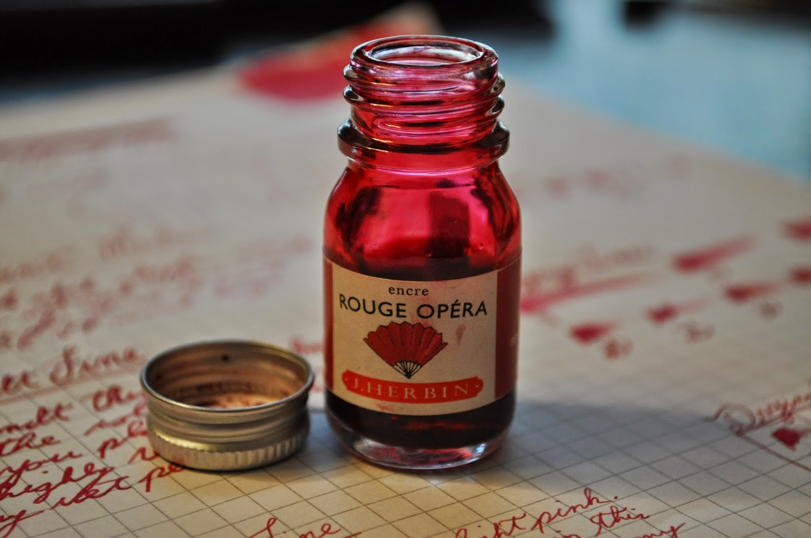 J. Herbin Rouge Opera Review