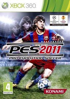 Xbox 360 - PES 2011