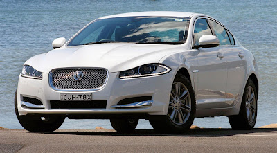 jaguar xf 2013 wallpaper