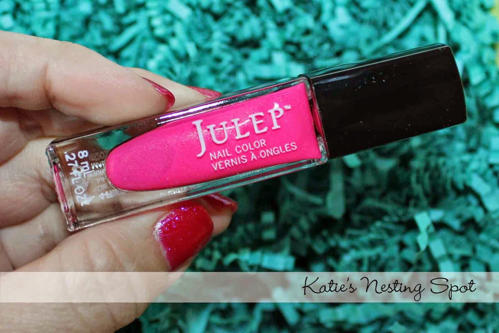 Katie\'s Nesting Spot: Julep Review: April 2014 Maven Box, Classic ...