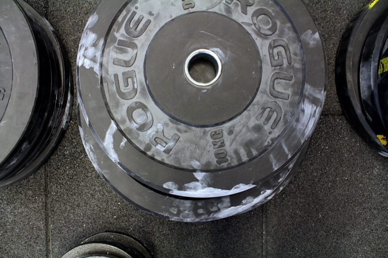 10 kilon painot