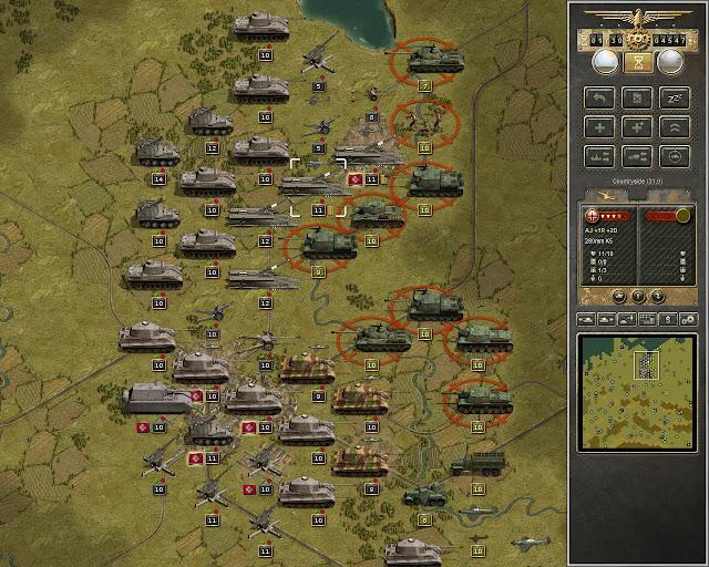 Panzer Corps - The Final Batle Screenshot