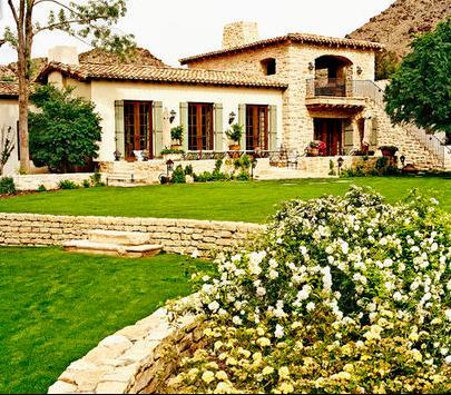 Fotos de terrazas terrazas y jardines decoracion de for Jardines de casas rusticas