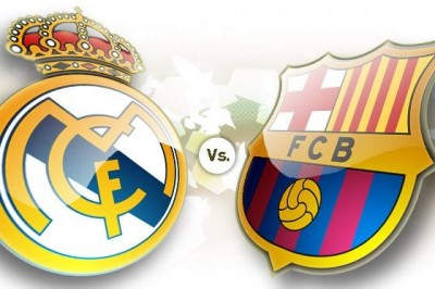 Real Madrid Vs Futbol Club Barcelona    A Por Todas
