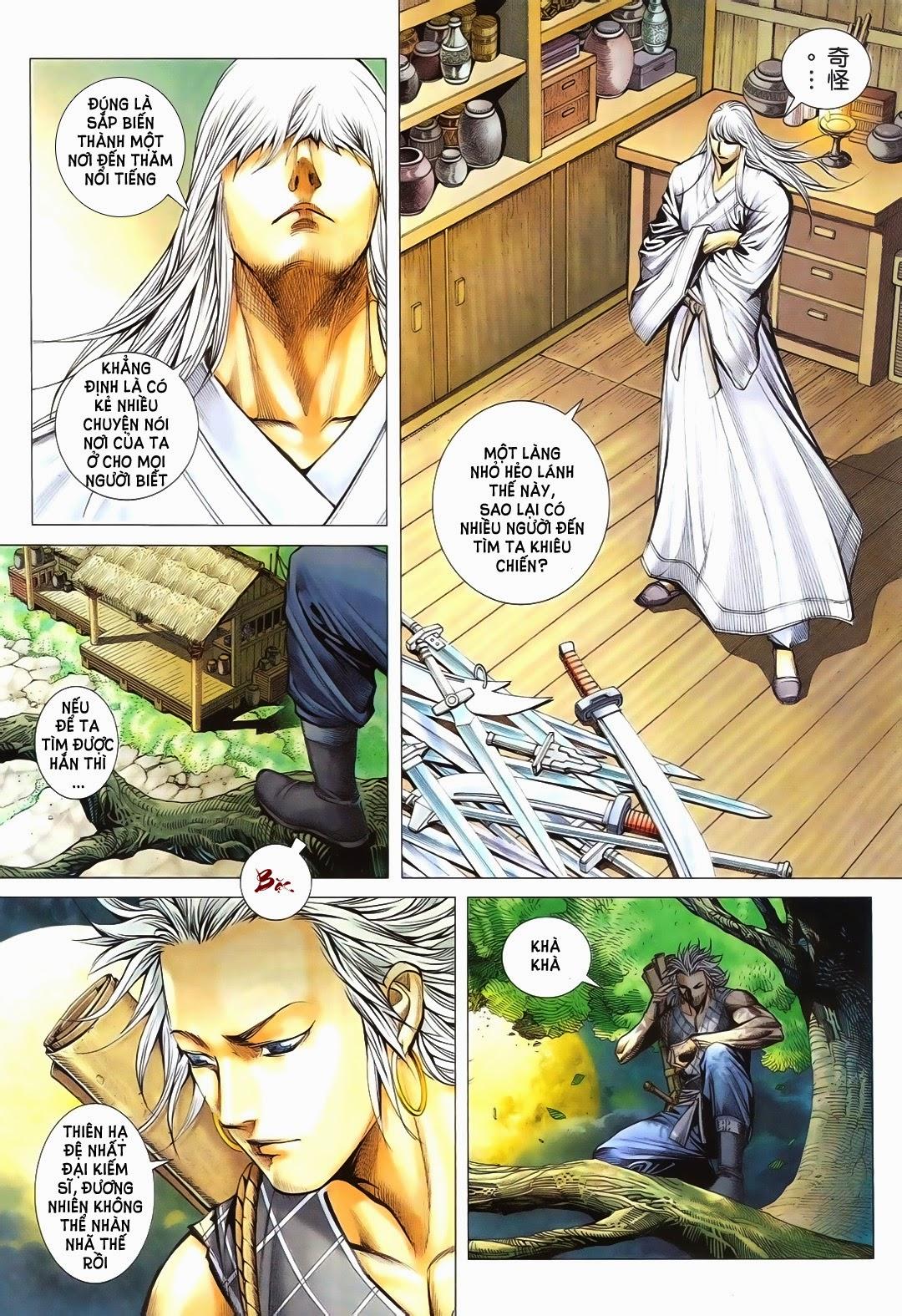 Phong Thần Ký chap 181 - Trang 27