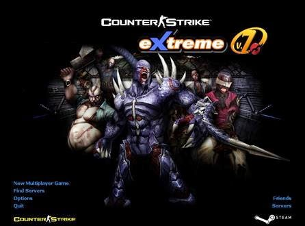 Free Download Counter Strike Extreme V7