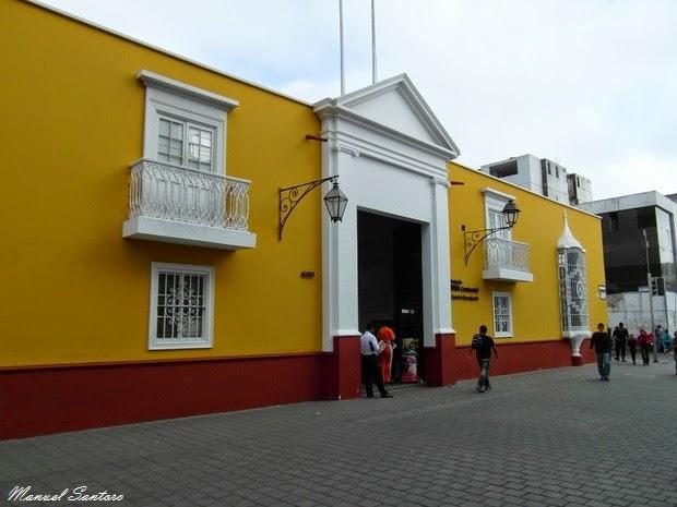 Trujillo, Casa de la Emancipacion