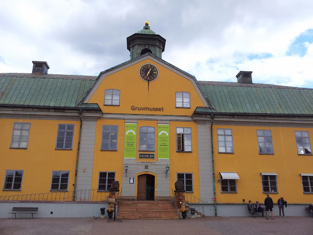 Mine Musuem  in Falun, Sweden