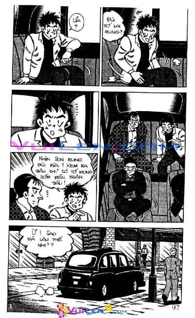 Jindodinho - Đường Dẫn Đến Khung Thành III Tập 63 page 97 Congtruyen24h