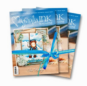 The latest issue of Magnolia Ink Magazine