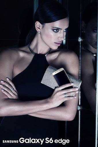 Mantan Kekasih Cristiano Ronaldo Irina Shayk Jadi Bintang Iklan Samsung Galaxy G6