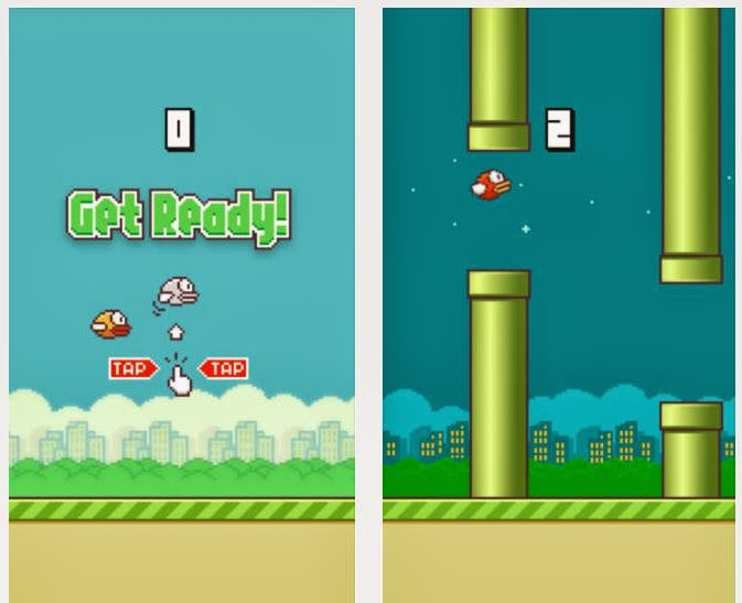 Flappy Bird v1.3 Android Game