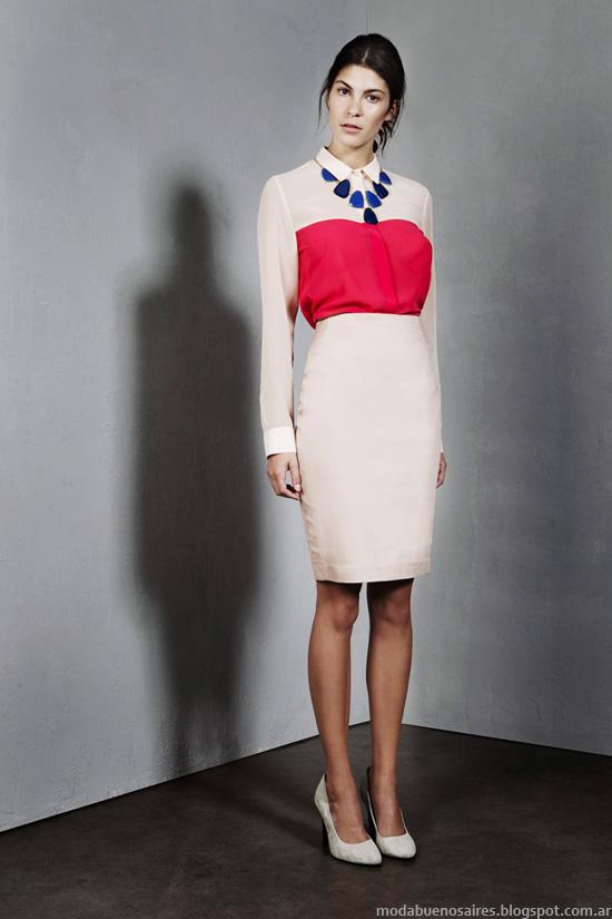 Moda invierno 2014 Clara faldas de moda.