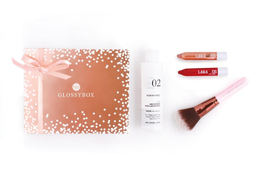 glossy box weihnachtsedition