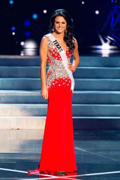 SASHES AND TIARAS....Miss USA 2013 Preliminaries Gowns: The Best ...