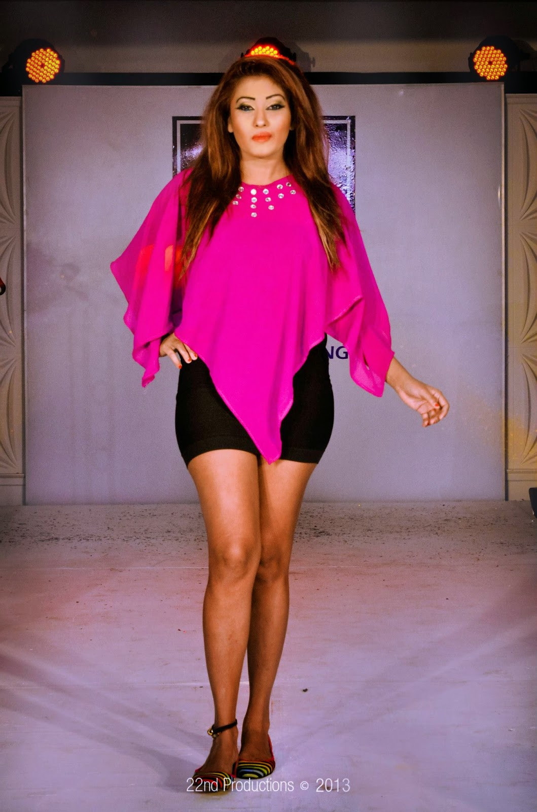 Fallon Michelle pink
