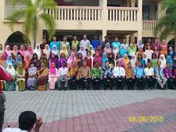 Guru2 dan staf THO..2010