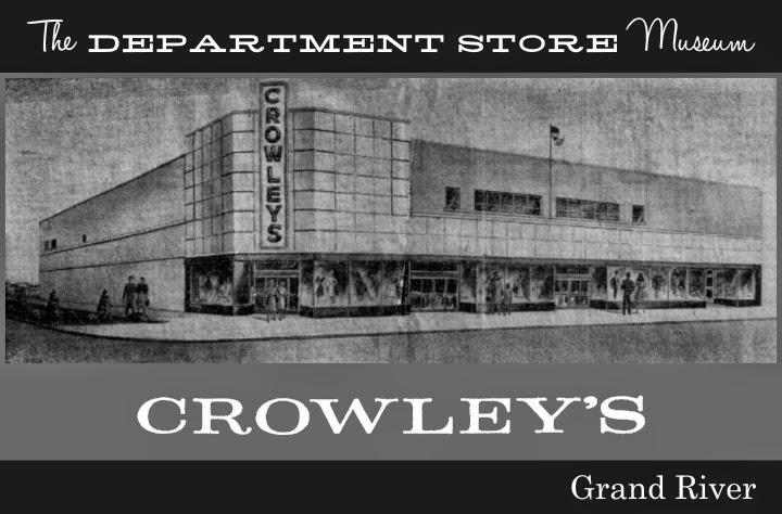 The Department Store Museum: Crowley, Milner & Co., Detroit, Michigan