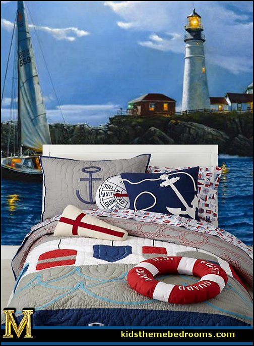Nautical Theme Home Decor