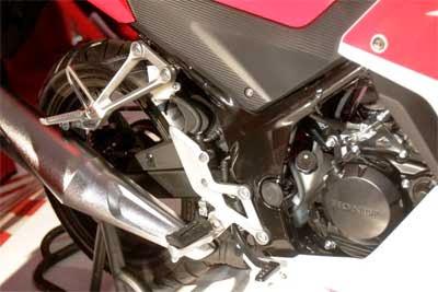 Mesin All New Honda CBR150R