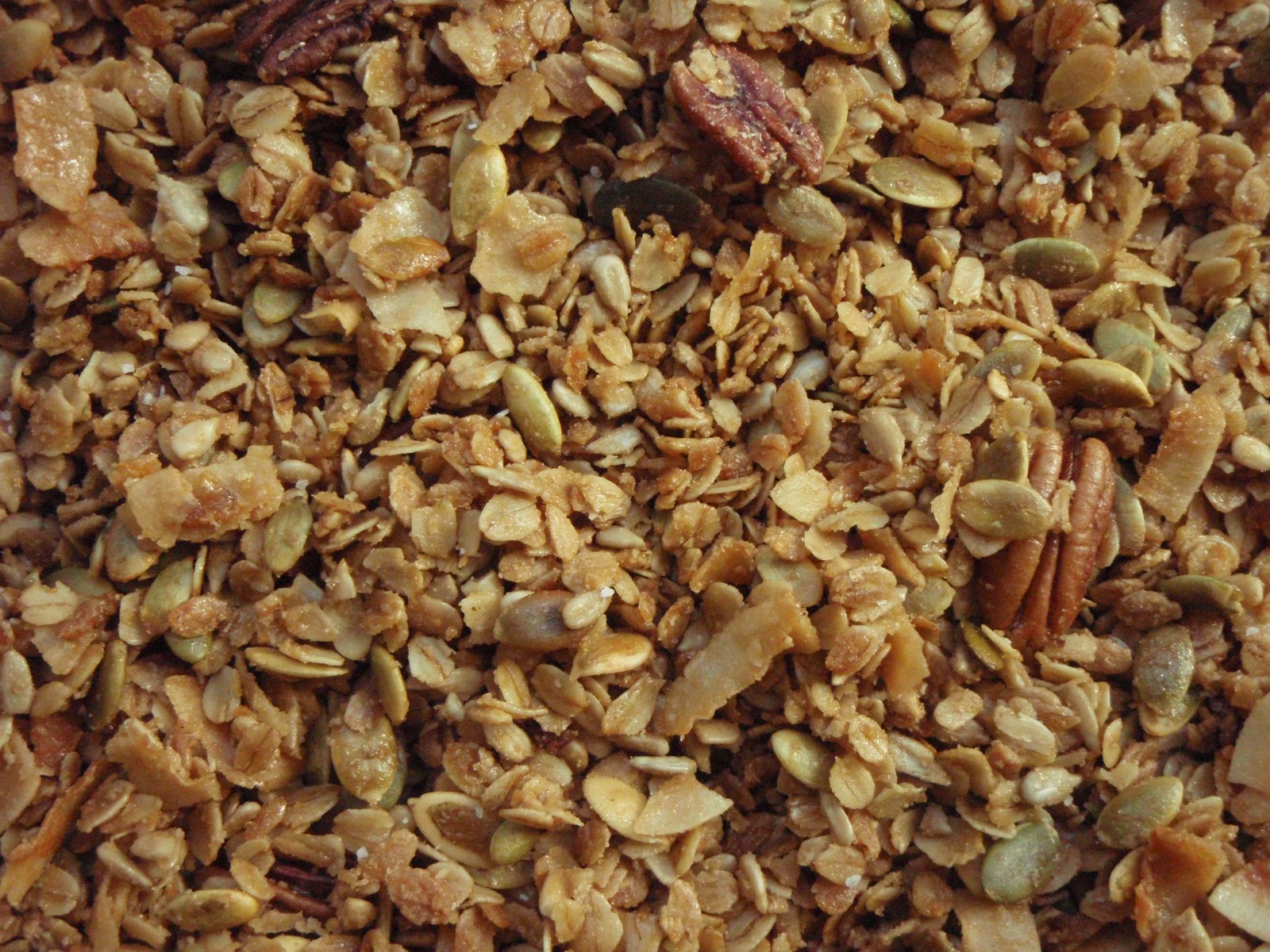 Cook with Claire: The BEST Granola!