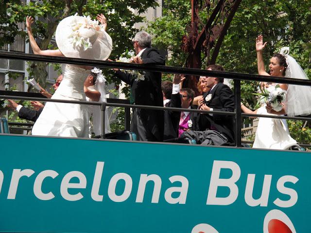 ¿Boda en Bus Turíistic de Barcelona?