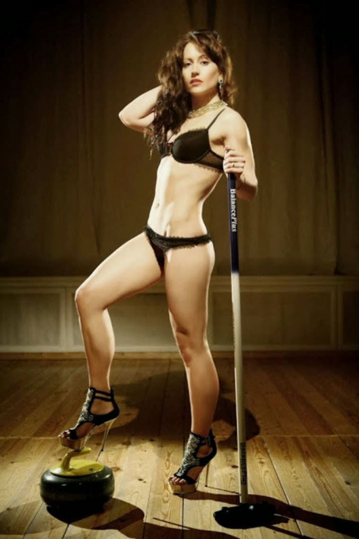 anna curling sidorova women Russian
